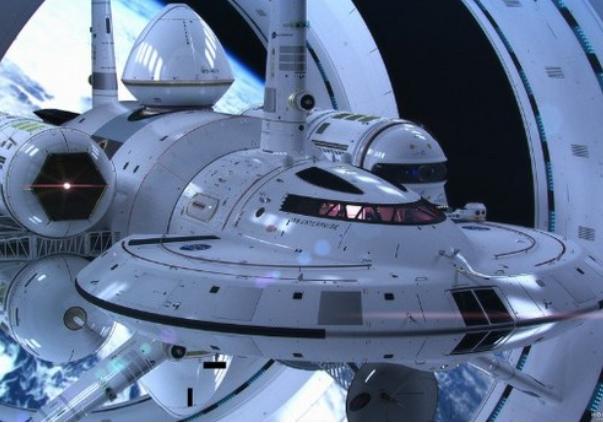 ワープ・瞬間移動!実現の宇宙船!